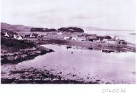 Circa 1930. Kyleakin from Castle Moil.