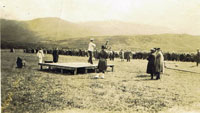 Circa 1920/30's - Kyleakin Highland Games: